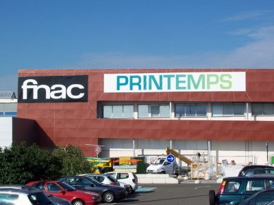 FNAC - Centre Cial. Velizy 2